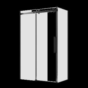 Kabina prysznicowa ALEXA BLACK 120×80