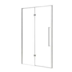 Drzwi prysznicowe LARGO CHROM 90 L