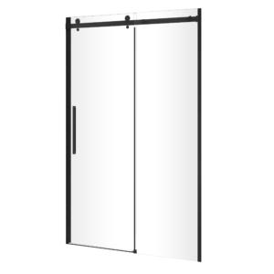 Drzwi prysznicowe ALEXA BLACK 120